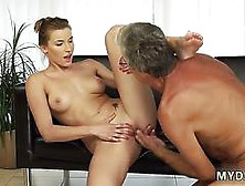Skinny Mature Young Girl First Time She Was Keeping Relationships With Her Bf Waiting For