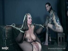 Hot Slave Dolls Fetish Pissing Action Bdsm