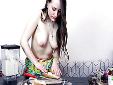 Topless Vegan Kitchen Ep 4