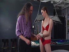 Sexy Dusky Jay Taylor In Hot Bdsm Scene