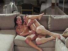 Alexis Tae Gets Mouthful Of Cum After Passionate Fucking