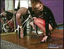 Mistress Means Business Toys