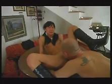 Naked mom fucks everybody video