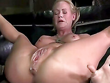 Blonde Whore Bdsm Masturbation