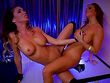 Abigail Mac And Jessica Jaymes! This Is The Lesbian Sex Scene Of