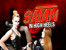 Stockings Vr Satan In High Heels Featuring Mandy Paradise And Al